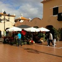 Photo taken at Mercado de Nuestra Señora de África by MIGUEL A. N. on 12/18/2011