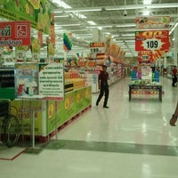Photo taken at Big C by เจ ภ. on 8/22/2011