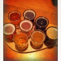 Photo taken at Blue Corn Cafe And Brewery by Greg H. on 2/25/2012