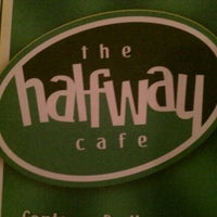 Photo taken at Halfway Cafe by Peter D. on 3/3/2012
