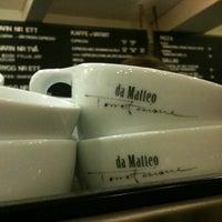 Photo taken at da Matteo by Otto E. on 11/11/2011