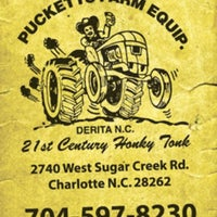 Photo taken at Puckett's Farm Equipment by Mike H. on 1/31/2011