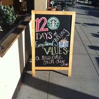 Photo taken at Starbucks by Caro on 12/4/2011