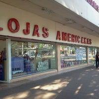 Photo taken at Lojas Americanas by Tim M. on 10/1/2011