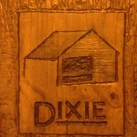 Photo taken at Dixie Restaurant Bar & Lounge by Natalie B. on 9/8/2012
