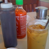 Photo taken at Pho 75 by Laura T. on 9/10/2011