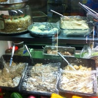 Photo taken at Frank's South Main Market & Deli by Jessica G. on 3/7/2012