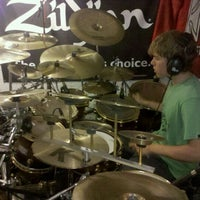 Photo taken at Drum Groove School Di Andrea Pollastri by Andrew P. on 8/31/2011