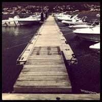 Photo taken at El Port de la Selva by Cristina C. on 5/28/2012