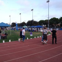 Photo taken at Culver City High School Track by Mark A. on 5/20/2012