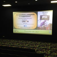 Photo taken at Student Union Movie Theater by Zack S. on 11/18/2011