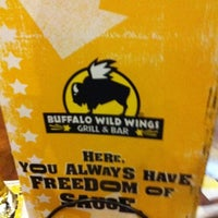 Photo taken at Buffalo Wild Wings by James on 8/20/2011