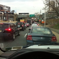 Photo taken at Lincoln Tunnel Helix by Walter D. on 4/4/2011
