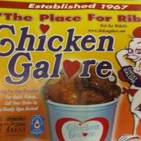 Photo taken at Chicken Galore by Scott R. on 6/11/2012