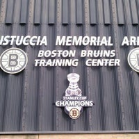 Photo taken at Ristuccia Arena by Matty H. on 10/18/2011