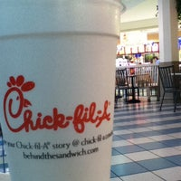 Photo taken at Chick-fil-A by Tiffany B. on 9/23/2011
