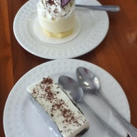 Photo taken at ร้านเนยหอม The Sweet-scented Bakery by fhonn k. on 5/22/2012