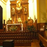 Photo taken at Monasterio Carmelitas Descalzas by Rafa O. on 12/24/2011