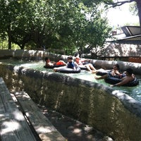 Photo taken at Schlitterbahn New Braunfels by Amanda M. on 8/16/2012
