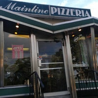 Photo taken at Mainline Pizzeria by Lisa Y. on 7/31/2012