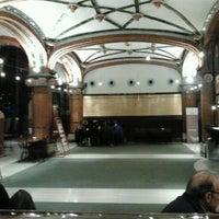 Foto tomada en Palau de la Música Catalana por Juliana A. el 2/5/2012