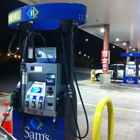 Photo taken at Sam's Club Gas Station by Greg on 8/25/2012