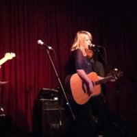 Photo taken at Hotel Cafe by Maddy B. on 4/14/2012