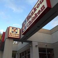 Photo taken at Zankou Chicken by LoveLilyStarGazers on 3/7/2012
