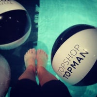 Photo taken at Topshop Topman Summer Series at The Thompson LES by Paige H. on 6/8/2012