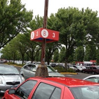 Photo taken at PDX Airport Red Lot by Jason P. on 6/9/2012