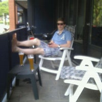 Photo taken at Royal Patio by Martijn D. on 5/23/2012