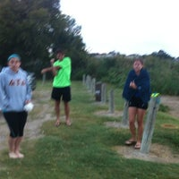 Photo taken at Windsurf Bay Park by Serena L. on 9/8/2012