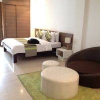 Photo taken at Bakham Boutique Resort by Wanchat T. on 8/8/2012
