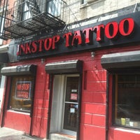 Photo taken at Inkstop Tattoo by Dave H. on 3/23/2012