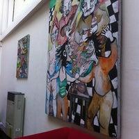 Photo taken at PataPata Hostel by Ben 💯 B. on 2/20/2012