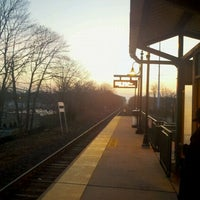 Photo taken at LIRR - Medford Station by Mikel K. on 3/23/2012