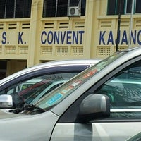 Photo taken at Convent Kajang by noor g. on 2/13/2012