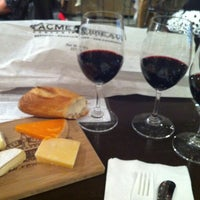 Photo taken at Ferry Plaza Wine Merchant by Martin C. on 8/31/2012