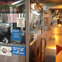 Photo taken at Coliseum BART Station by Clay K. on 5/3/2012