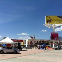 Photo taken at Feria Nacional Potosina by Neto on 8/3/2012