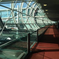 Photo taken at Terminal 2F by Elenka on 4/14/2013
