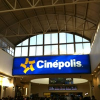 Photo taken at Cinépolis by Israz K. on 2/16/2013