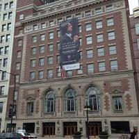 Photo taken at Symphony Center (Chicago Symphony Orchestra) by Marilena C. on 4/15/2013