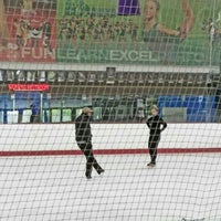 Photo taken at San Diego Ice Arena by Lisa K. on 6/3/2016