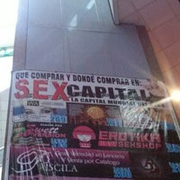 Photo taken at Sex Capital, La Capital Del Sexo by Hugo M. on 6/26/2013