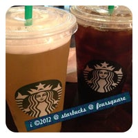 Photo taken at Starbucks by 💕i /@yumyum.in.the.tumtum on 10/7/2012