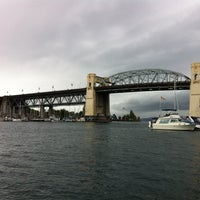 Photo taken at Aquabus Hornby St. Dock by Tanner on 9/30/2013