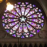 Photo taken at Basilique Sainte-Clotilde by Екатерина on 4/20/2013