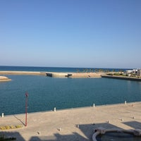 Photo taken at AsSeifa Beach by Mohammed on 11/1/2012