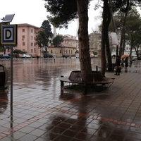 Photo taken at Cumhuriyet Meydanı by Yavuz B. on 3/23/2013